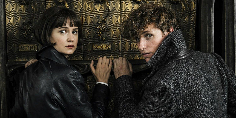 Katherine-Waterstron-and-Eddie-Redmayne-in-Fantastic-Beasts-The-Crimes-of-Grindelwald