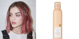 Kristin Ess Rose Gold Temporary Tint