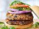 Quinoa veggie burger to eat