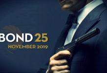 poster of bond 25