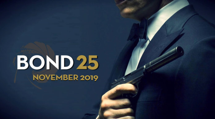 poster of bond 25