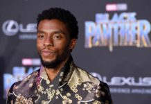chadwick boseman promoting black panther
