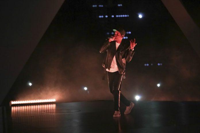 Jay-Z in Concert -DC-Washington