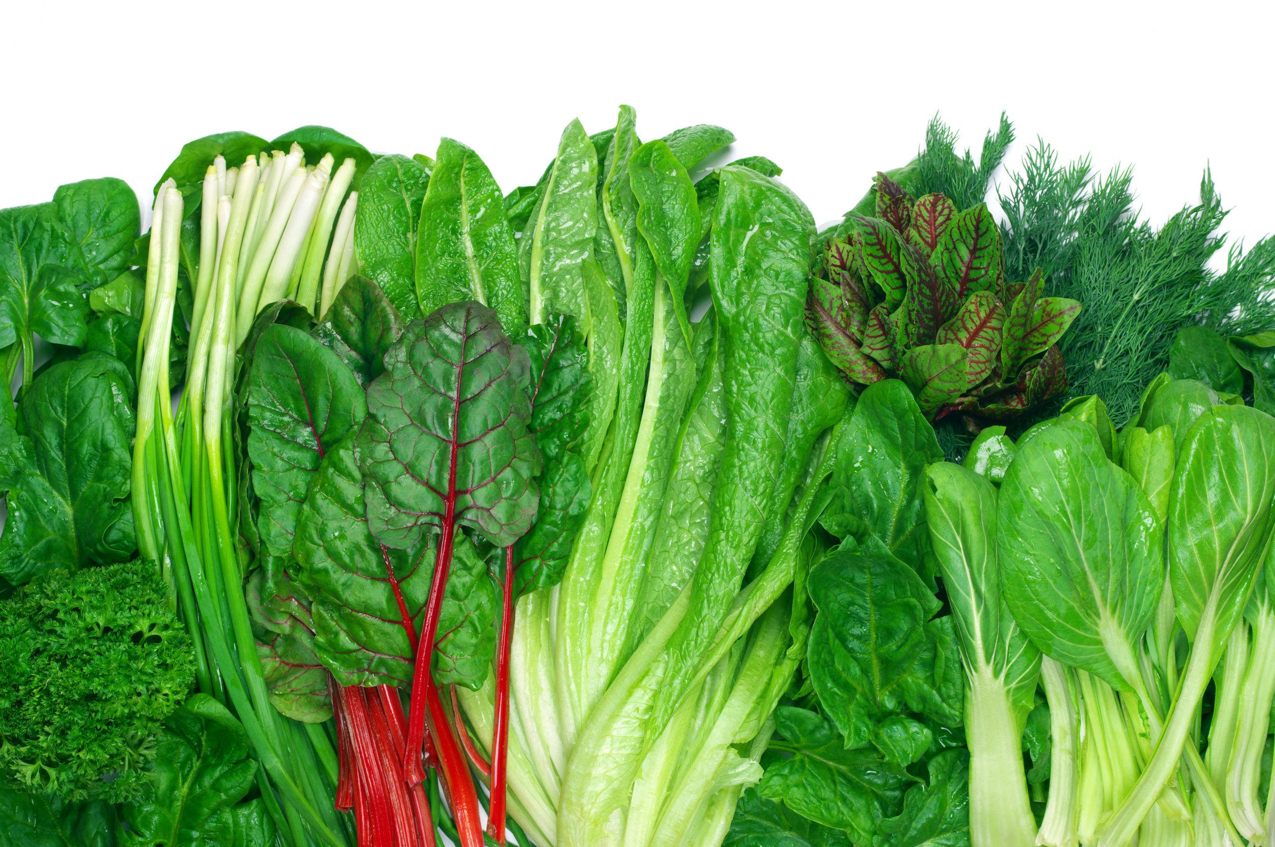 leafy-food
