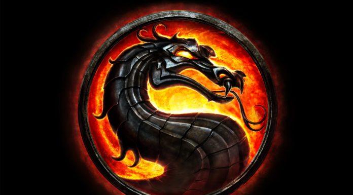 mortal comat dragon picture