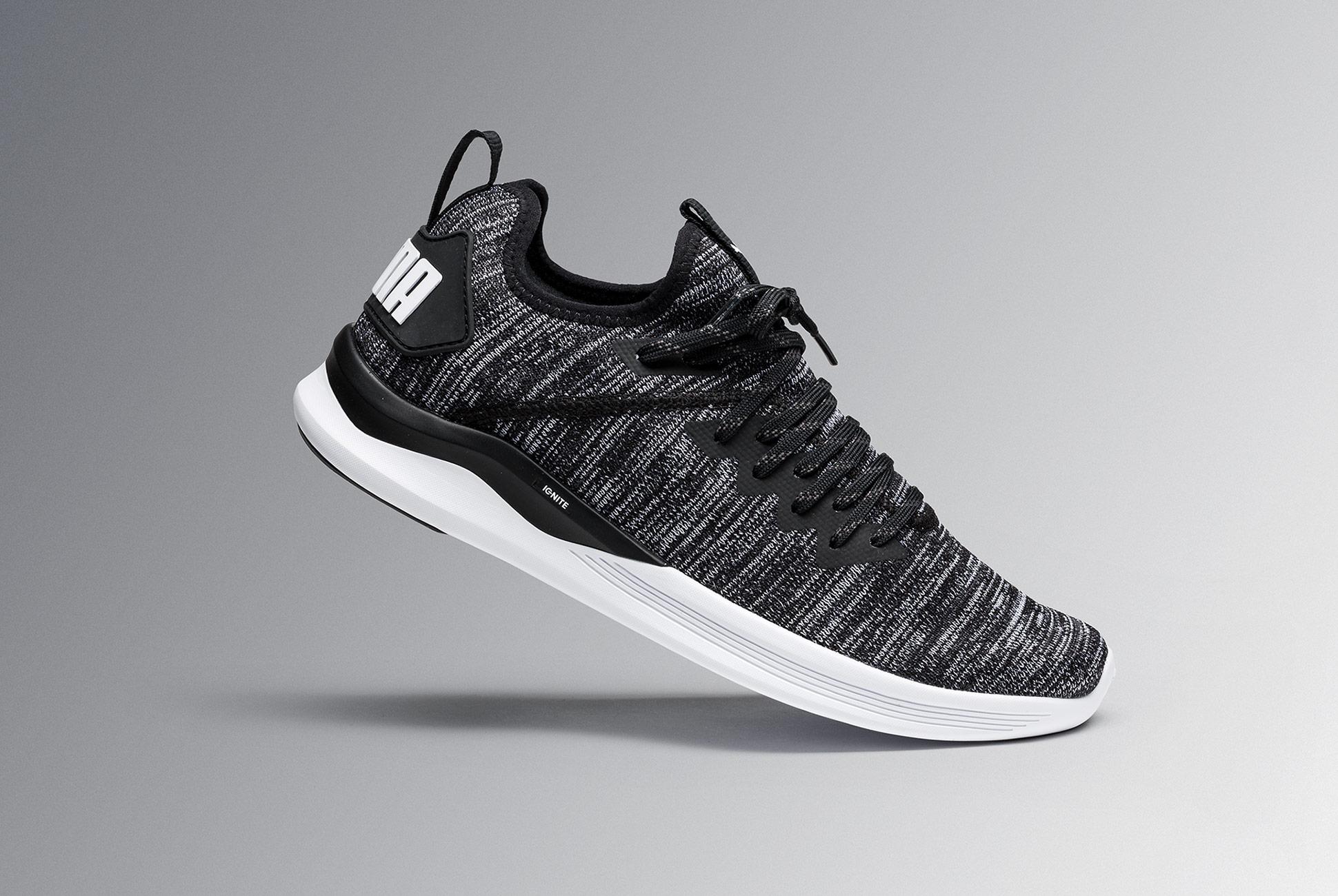 Puma evoKNIT Running Shoes