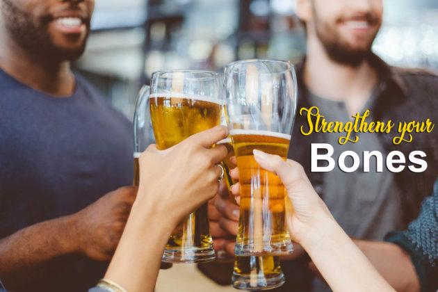 beer for health benefits