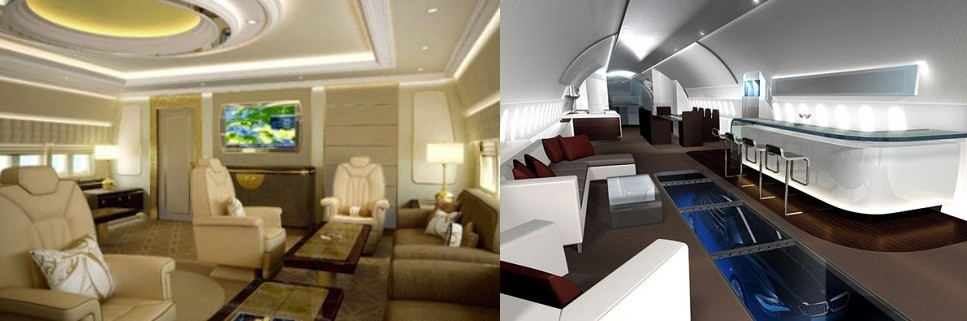 JOSEPH LAU'S BOEING 747-8I VIP
