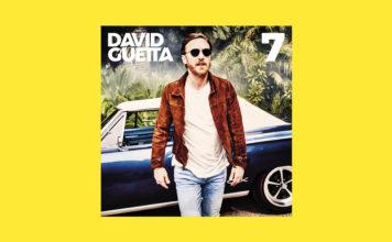 david guetta's seventh album poster