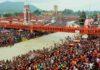 haridwar during kaawad yatra