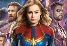 captain marvel movie update