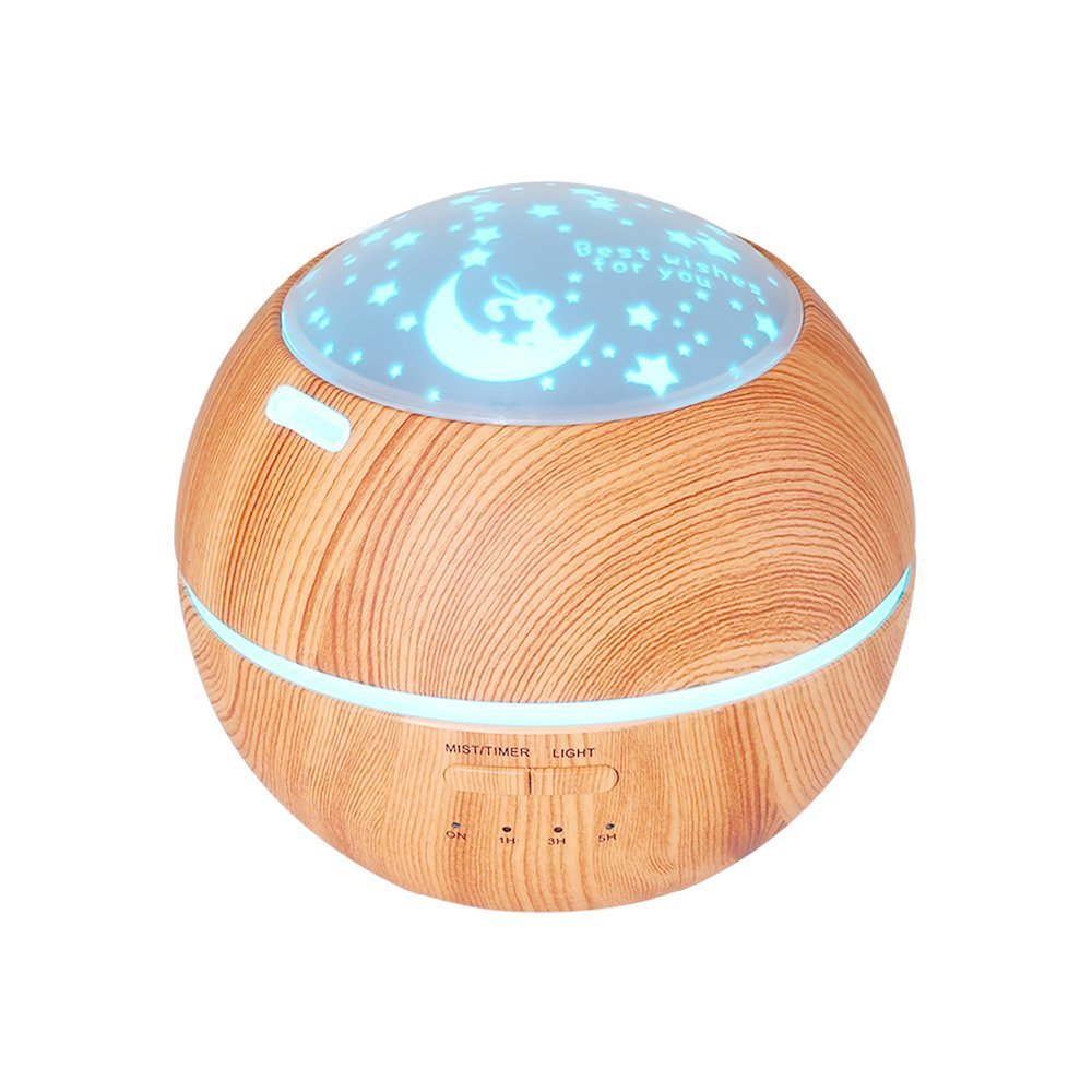 TOMNEW 150ML Aromatherapy Diffuser