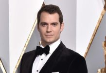 hollywood actor henry cavill