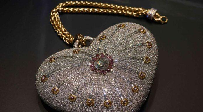 the mouawad hand bag