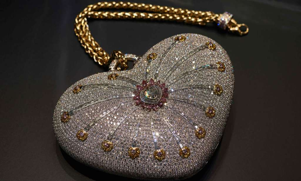 the mouawad hand bag
