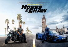 hobbs and shaw poster