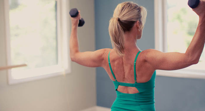 A Healthy Weight for a Healthy Back