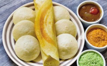 Indians love to have Idli as breakfast