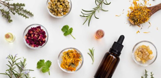 herbs for vision
